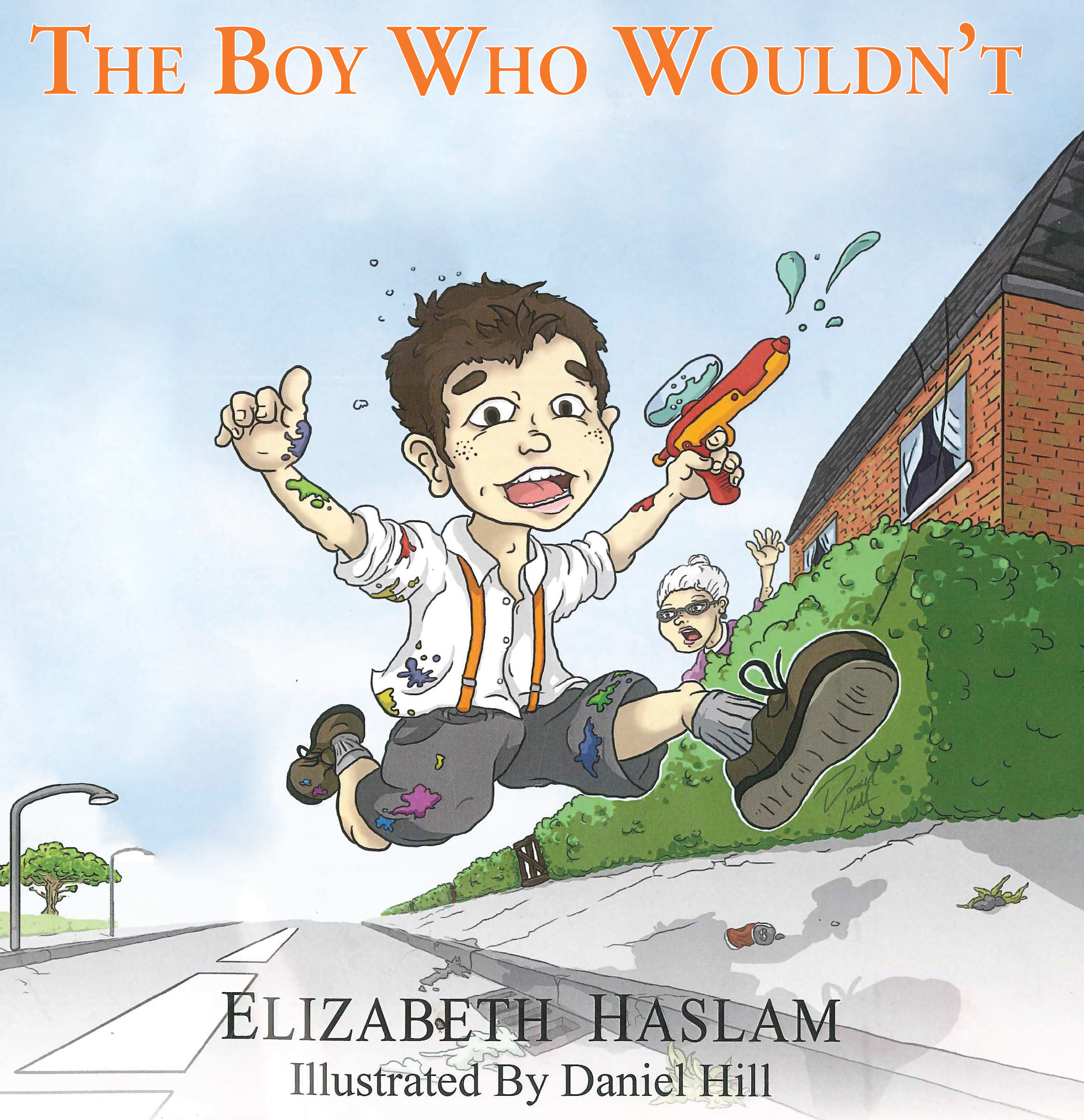 The Boy who wouldn't